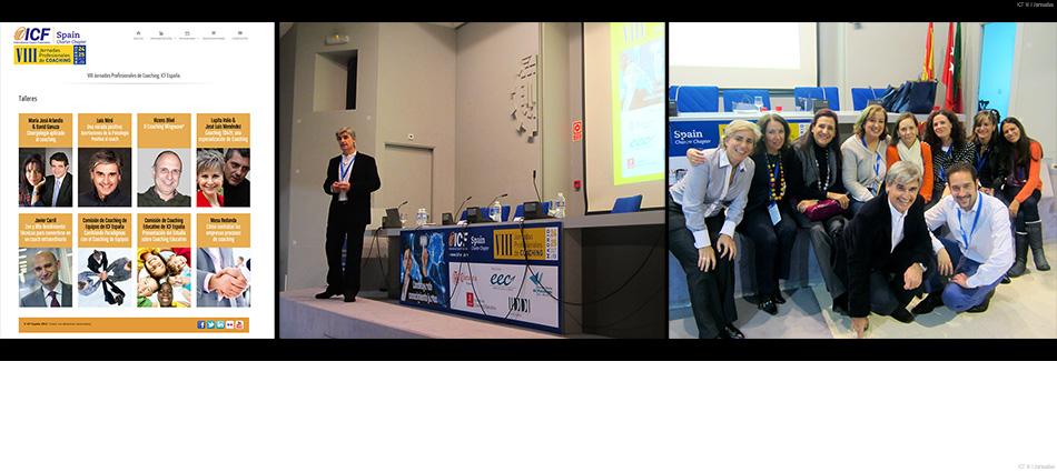 ICF VIII Jornadas Profesionales de Coaching - Combinada web