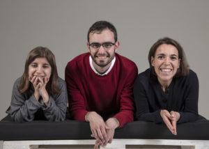 Pilar, Antonio y Begoña - Globalvia