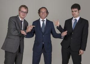 Javier, Jaime y Alberto - Fund. A LA PAR