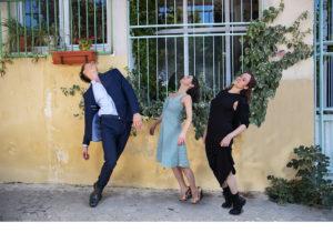 Moviento - Simón Wiersma, María Escobar, Yanina Carchak